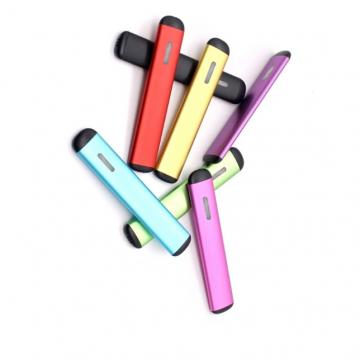 Wholesale Colorful Closed System 300 Puffs Closed Pod System New Disposable Pen Vape with Free Custom Logo