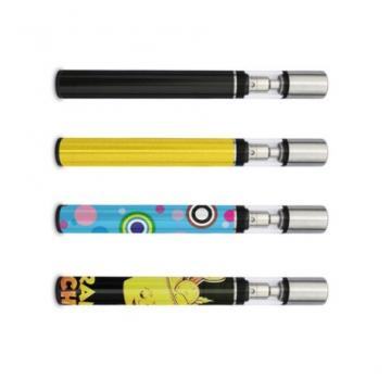 Viewing Window Design Mini Disposable Cbd Vape Pen Ceramic Coil 1.2ohm Vaporizer Vape Pen
