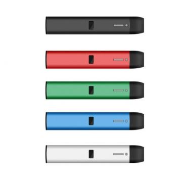 2020 Premium Quality 1000puffs Slope Mouthpiece Disposable Pod Device Vape
