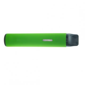 in Stock Fast Delivery Disposable Device with Running Light Newest Puff Glow Vape